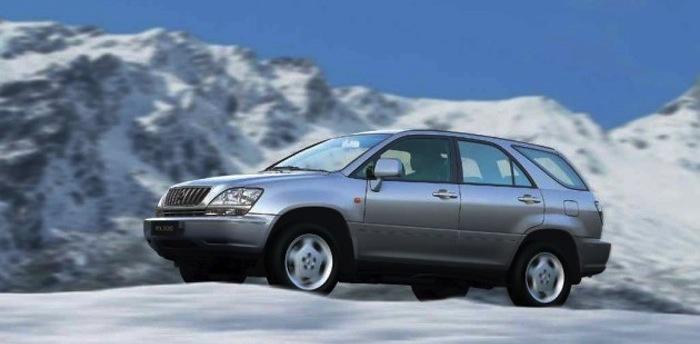 LexusRX300