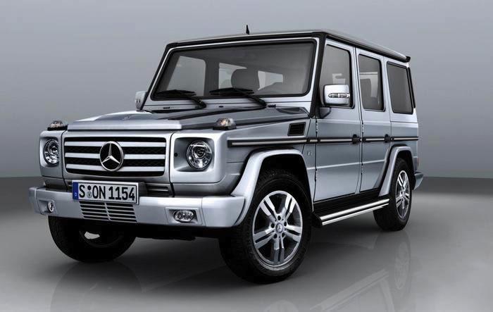 Mercedes-Benz-G