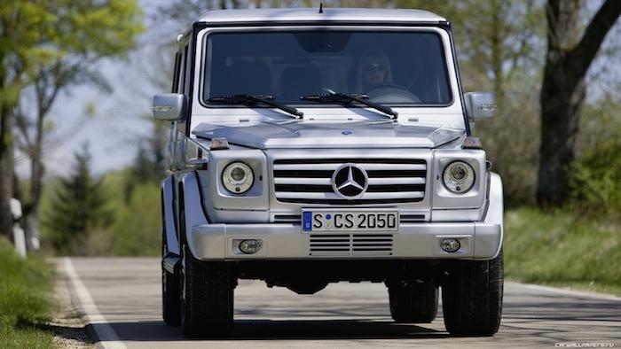 Mercedes-Benz-G2