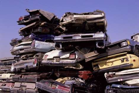 Программа утилизации подержанных машин набирает обороты