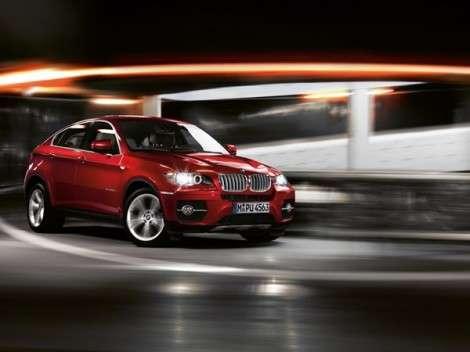 Московские тюнеры «отделали» BMW X6