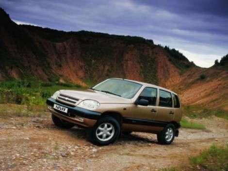 Chevrolet Niva вновь дорожает
