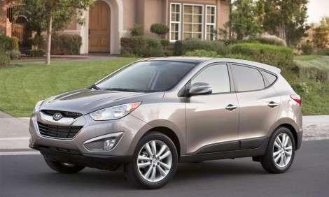 Hyundai ix35 ?????? Hyundai Tucson