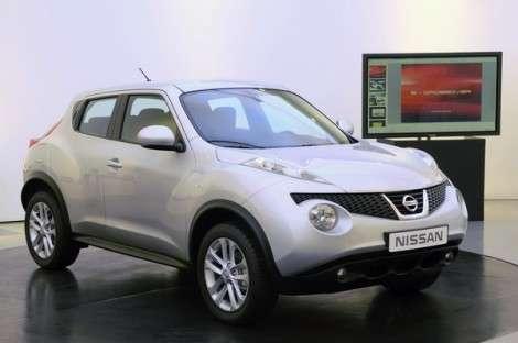 Nissan Juke начал продаваться в Великобритании