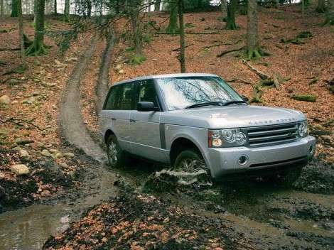 Range Rover ? ????? ????????? ??????? ??????? ??????? ? ??????
