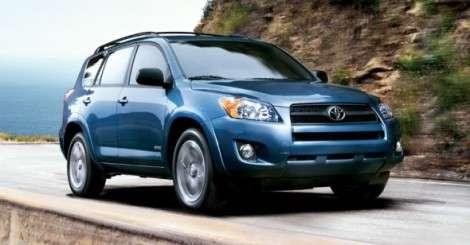 Toyota RAV4 – осталось 10 дней