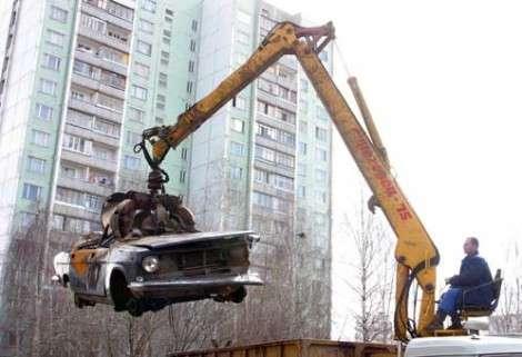 Госпрограмма по утилизации старых авто близится к завершению