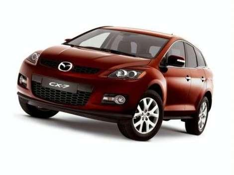 Mazda CX-7 ???????? ? ??????? ? ????? ????