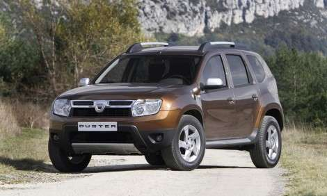 В России будет производиться внедорожник Renault Duster