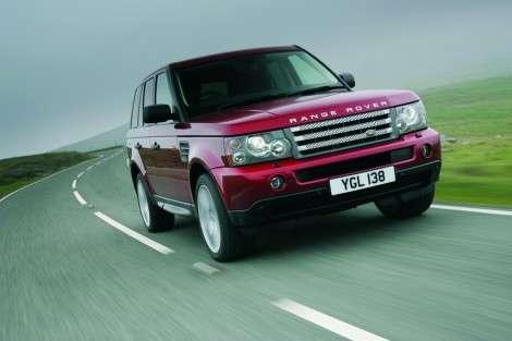 ??????????? ??????????? ? ????? ????????? Range Rover