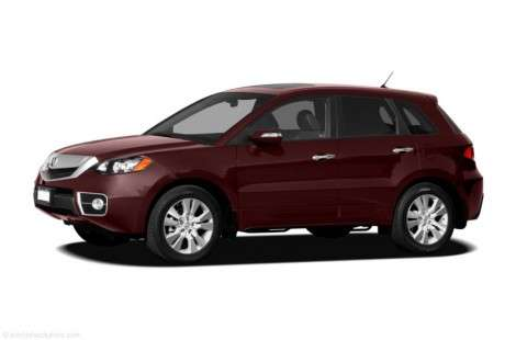 Подробности об Acura RDX 2011 года