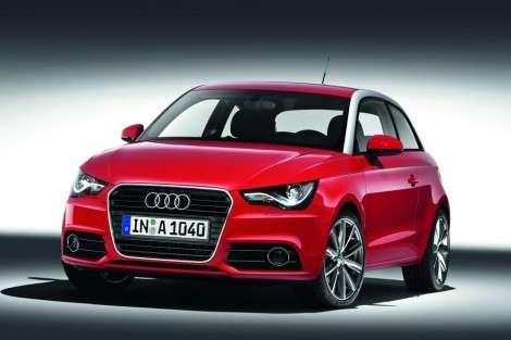 Audi A1 появится в виде внедорожника