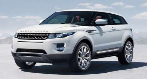 Новый Range Rover представлен общественности