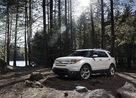 Новый внедорожник Ford Explorer официально представлен общественности