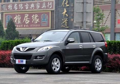 Great Wall Hover станет Haval H5
