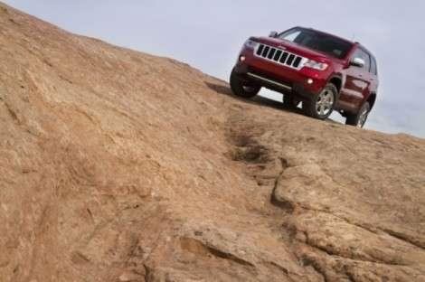 Московская премьера Jeep Grand Cherokee станет европейской