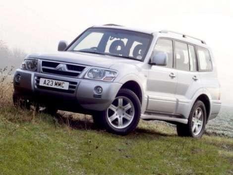 Самый доступный Mitsubishi Pajero стал доступен россиянам