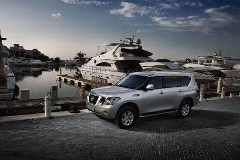 Nissan отзывает внедорожники Patrol