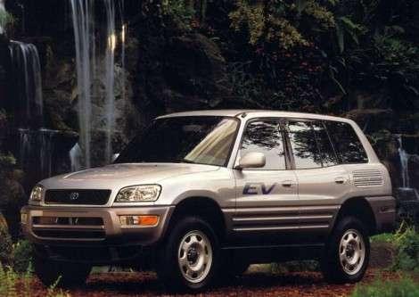 Электрический RAV4 – первый совместный проект Tesla и Toyota?