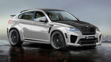BMW X6 – превращения продолжаются