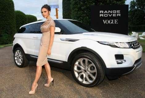 Еще одна новость о Range Rover