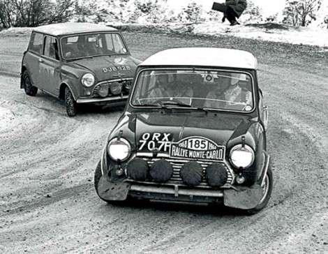 Mini возвращается на гоночную трассу