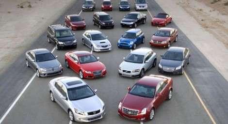 Автомобили худшие, автомобили лучшие