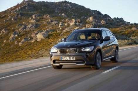 В октябре начнется сборка российских BMW X1