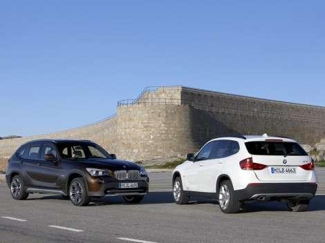 BMW X1 – любимый внедорожник европейцев