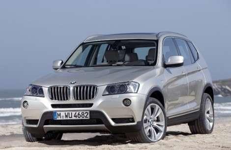 Опубликованы российские цены на обновленную BMW X3