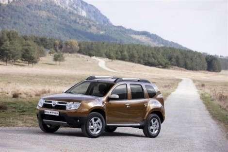 Тесты кроссовера Dacia Duster показали: у автомобиля слишком длинный тормозной путь