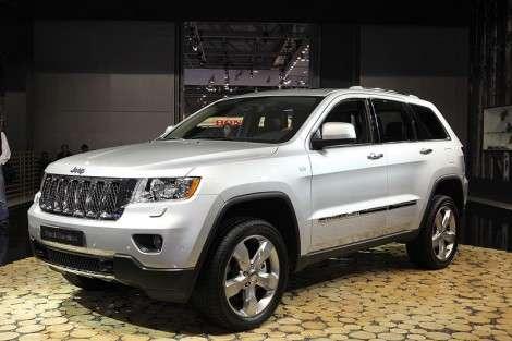 Московский автосалон 2010: состоялась европейская премьера Jeep Grand Cherokee