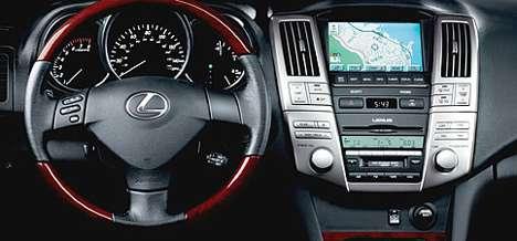 Московский автосалон 2010: Lexus представит GX, LX и RX