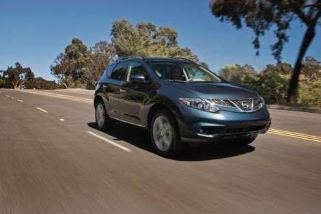 Nissan Murano: немножко освежили, чуть-чуть подновили…