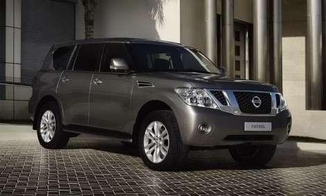 Московский автосалон 2010: Nissan назвал цену Patrol