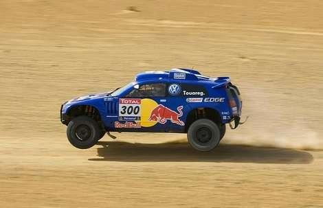 Volkswagen представил Race Touareg 3
