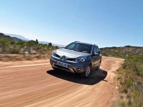 Производство Renault Koleos не свернут