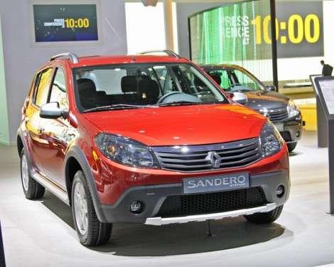 Московский автосалон 2010: два «российских» внедорожника от Renault