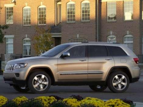 Стоимость Jeep Grand Cherokee составит более 2 миллионов рублей