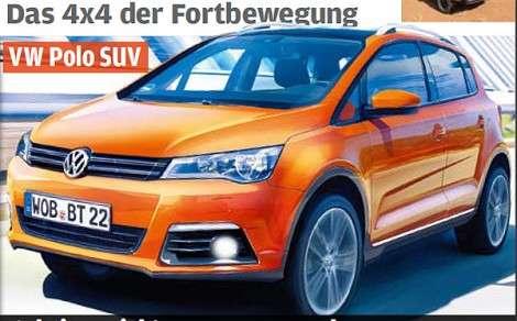 Компания Volkswagen планирует выпустить компактный кроссовер