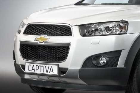 Обновленный Chevrolet Captiva будут собирать в России