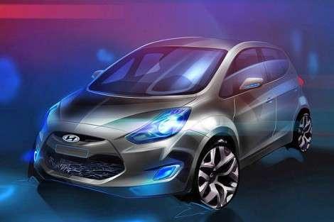 ? ?????? Hyundai ?????????? ix20