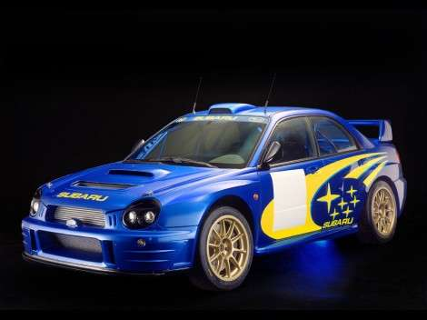 Subaru обновит модельный ряд своих автомобилей