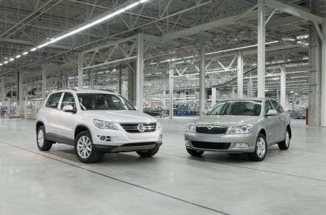 «Отверточная» сборка автомобилей Volkswagen в Калуге прекращена