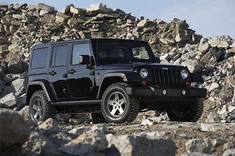 Jeep выпустил внедорожник Wrangler специально для поклонников Call of Duty