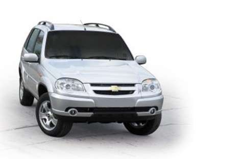 GM-АвтоВАЗ отзовет 1 973 внедорожника Chevrolet Niva