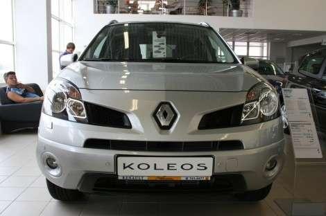 Renault готовит к премьере компактный кроссовер