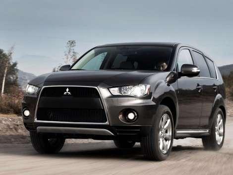 Mitsubishi Outlander – еще мощнее, еще экономичнее