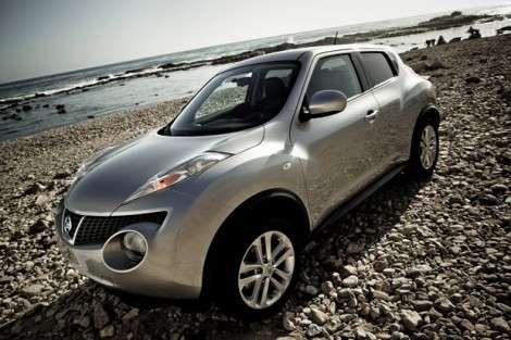 Спрос на Nissan Juke продолжает расти