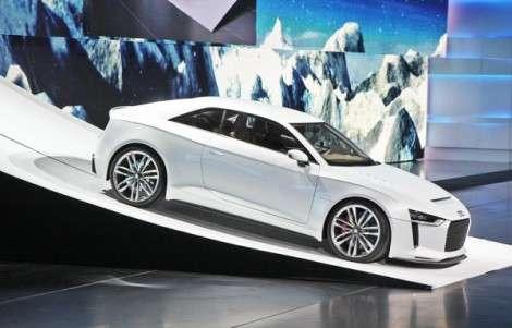 Audi отмечает юбилей выпуском полноприводного хэтчбека